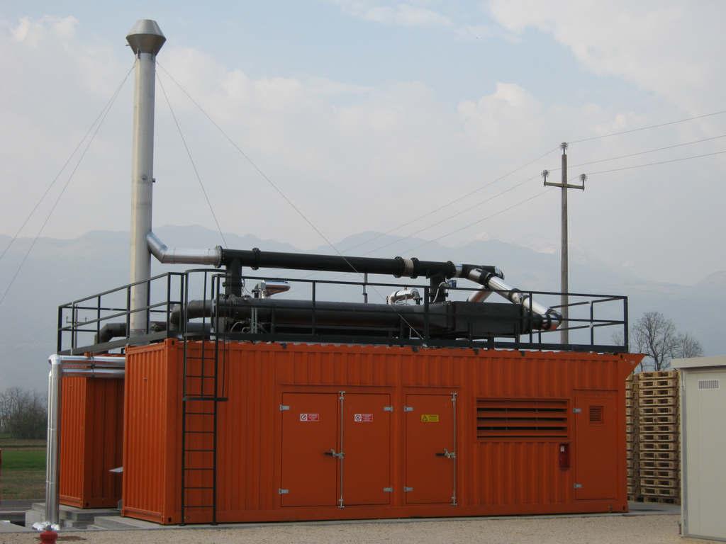 Anlagenbau Pörschke - Pallettenfabrik
