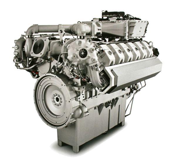 Motoren: MAN E3262